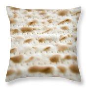 Matza Throw Pillow