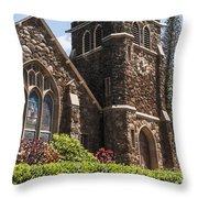 Maui Worship Place Throw Pillow