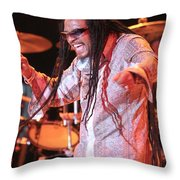 Maxi Priest Throw Pillow