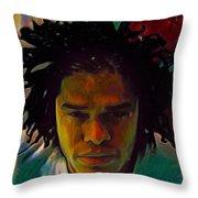 Maxwell Throw Pillow