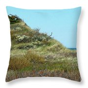 May Cape Throw Pillow