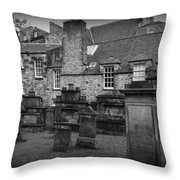 May They Rest In Peace Throw Pillow