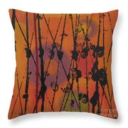 Maya 1 Throw Pillow