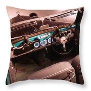 Maybach Car 4 Throw Pillow