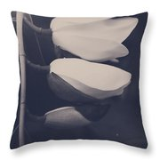 Maybe Someday You'll See Throw Pillow by Laurie Search