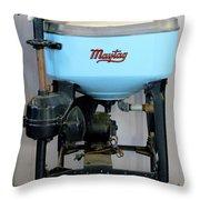 Maytag Washing Machine Throw Pillow