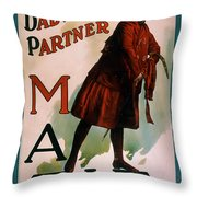 Mazie Throw Pillow