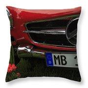 Mb 190 Throw Pillow
