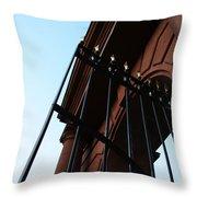 Mcclellan Gate In Arlington Throw Pillow