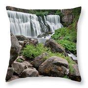Mccloud Falls Throw Pillow
