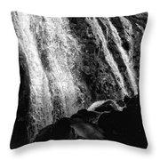 Mccloud River Falls Throw Pillow