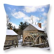 Mccormick Farm 3 Throw Pillow