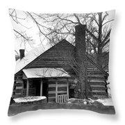 Mccormick Farm 4 Throw Pillow
