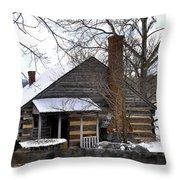 Mccormick Farm 5 Throw Pillow