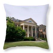 Mccormick Mansion Throw Pillow