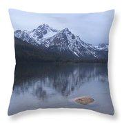 Mcgowan Peak 1 Throw Pillow
