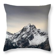 Mcgown Peak Beauty America Throw Pillow