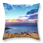 Mcgregor Point 1 Throw Pillow