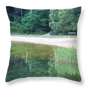 Mckamey Beach Throw Pillow