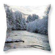 Mckenzie River Throw Pillow