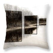 Mcnamara Landing Throw Pillow