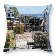 Me Card 22 Throw Pillow