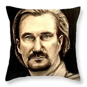 Me Throw Pillow