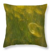 Meadow Sweep Throw Pillow