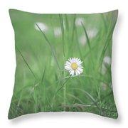 Meadows Of Heaven Throw Pillow