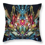 Mechanical 572  11 Throw Pillow