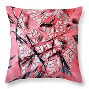 Mechanized Throw Pillow