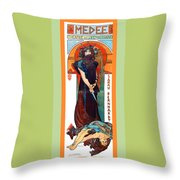 Medee Throw Pillow