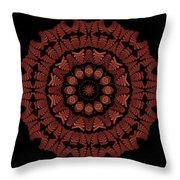 Medicine Wheel Dragonspur K12-5 Throw Pillow