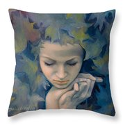 Meet The Fall Throw Pillow