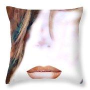 Melanie Throw Pillow