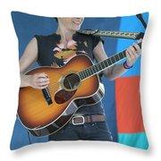 Melissa Ferrick Throw Pillow