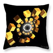 Melody And Harmony Throw Pillow