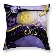 Melting Beauty Throw Pillow
