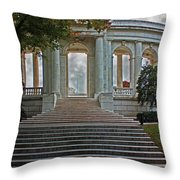 Memorial Ampitheater Throw Pillow