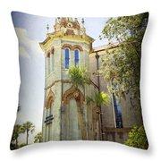 Memorial Presbyterian Church Throw Pillow