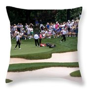 12w192 Memorial Tournament Photo Throw Pillow