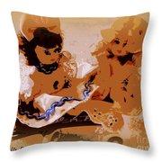 Memories Art Made Of This Throw Pillow