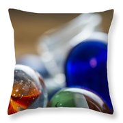 Memories Lost And Found Throw Pillow by Andrew Pacheco