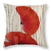 Memories Of A Summer Vertical Throw Pillow