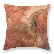 Memories Of Autumn Throw Pillow