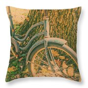 Memories Of Childhood Throw Pillow