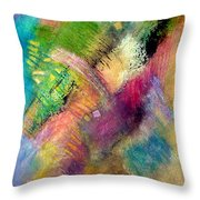 Memories Of My Youth #2 Throw Pillow