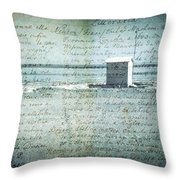 Memories... Throw Pillow
