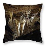 Meramec Caverns - 2 Throw Pillow