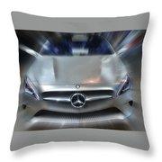 Mercedes Concept 2013 Throw Pillow
